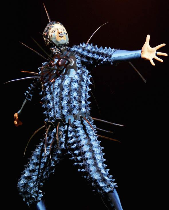Cirque du Soleil's Ovo in Toronto