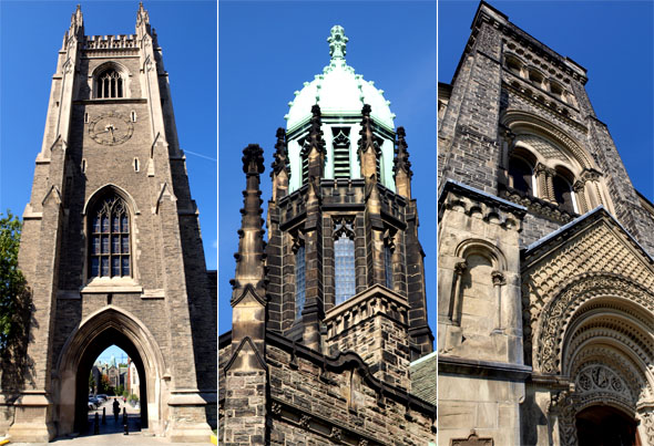 U of T's most haunted buildings