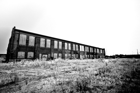 leaside locomotive building