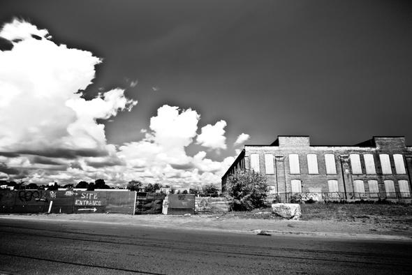 leaside locomotive building