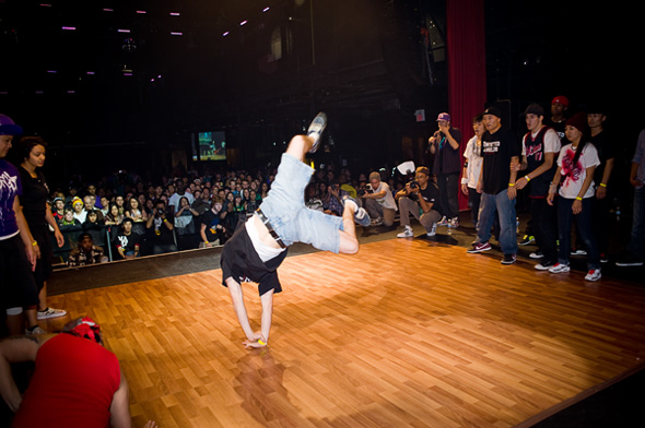 Canada Pro 2009 Bboy Competition
