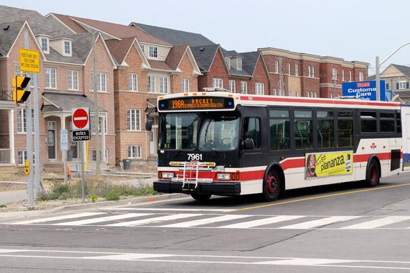 York University BRT TTC