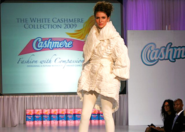 White Cashmere Fashion Show 2009
