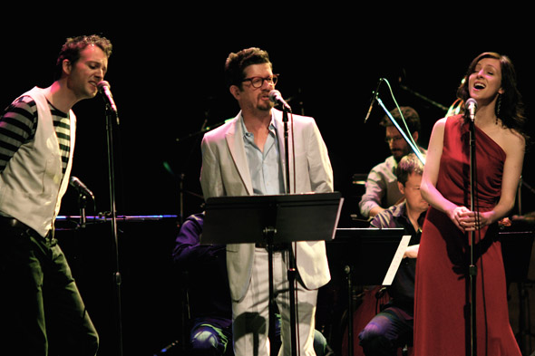 Art of Time Ensemble with Sarah Slean, Andy Maize and John Southworth