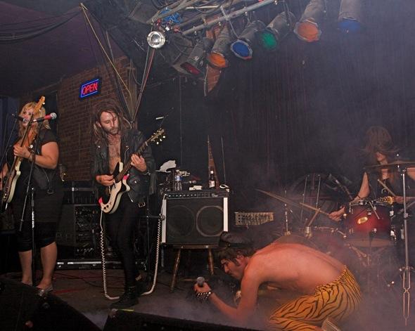 Hunx and His Punx Live Toronto Show