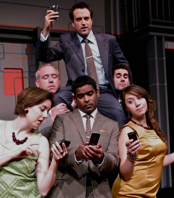 Shut Up and Show Us Your Tweets! Second City show
