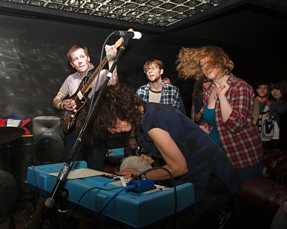 Thee Oh Sees live Toronto Show