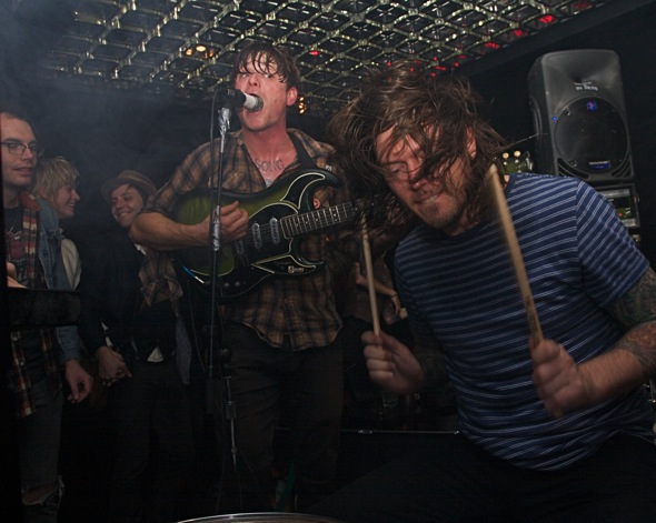 Thee Oh Sees Play Wrongbar