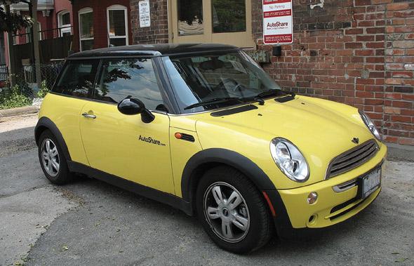 Autoshare Car Toronto