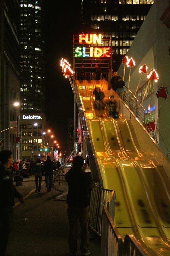 Wild Ride - Fun Slide