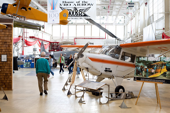 Canadian Air and Space Museum
