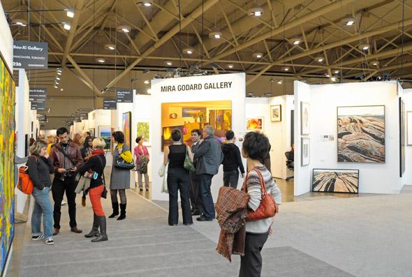 Toronto Art Fair 2009