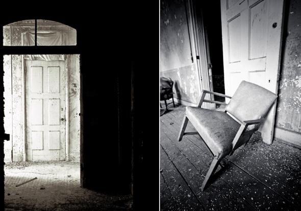 haunted places Buffalo