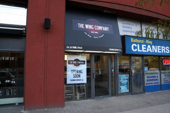 Wing Company
