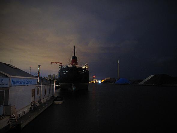 Port Lands Hurricane Canvas and Sails