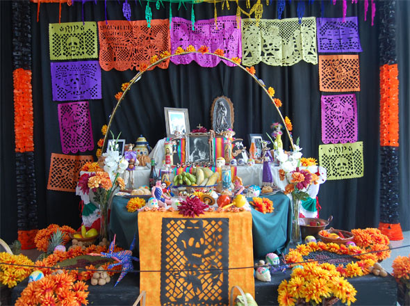 Tradicional Food To Eat During The Day Of The Dead