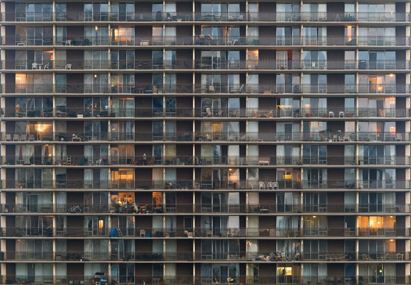 Toronto apartment buildings