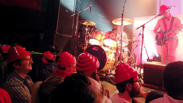 Devo at The Phoenix in Toronto