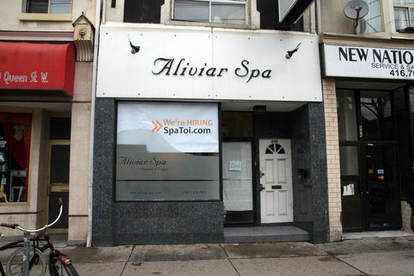 Aliviar Spa