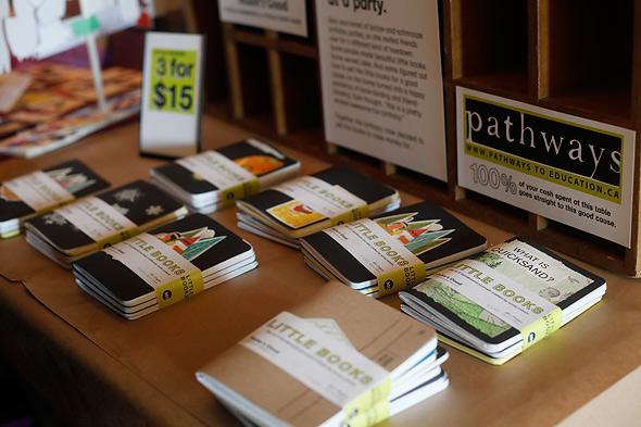 Toronto Small Press Book Fair