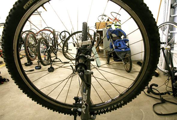 Igor Kenk Guilty in bike-theft case