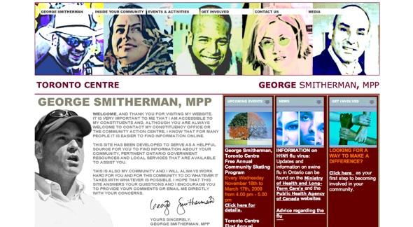 George Smitherman