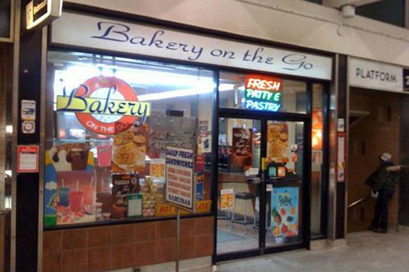 Bakery on the Go Toronto