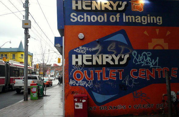 Henry's Outlet Centre