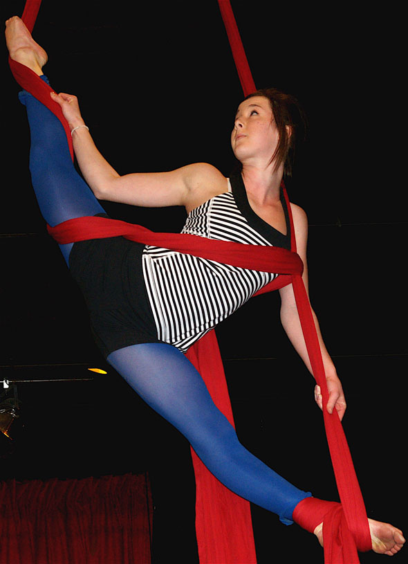 National Circus School is recruiting