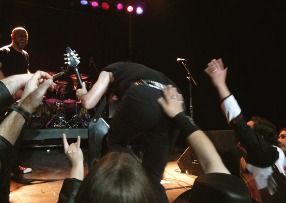 The Anvil Experience at The Phoenix in Toronto