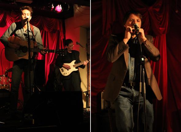 Daniel Romano and Family Live, El Mocambo, Toronto, January 2009