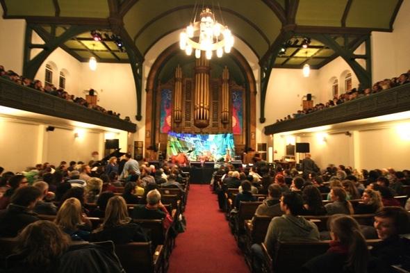 Trinity St. Paul's Church