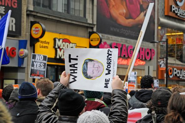 CAPP Protest Toronto
