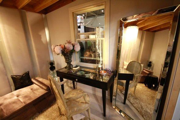 Roomy Interiors at the Interior Design Show
