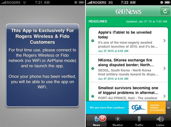 680news iphone app