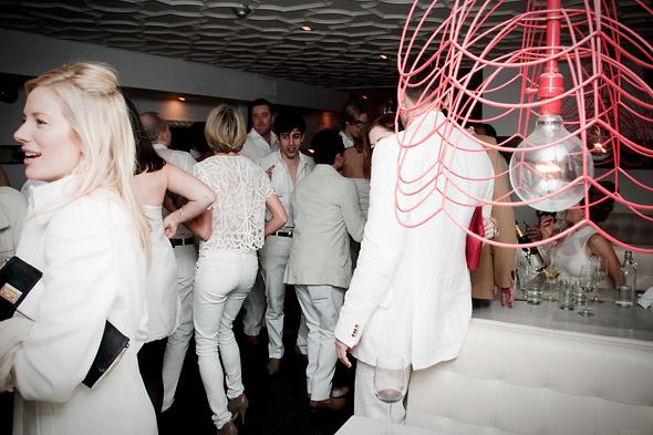 Wear White 4 Windfall