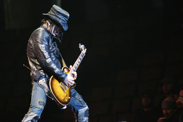 Guns N' Roses at Air Canada Centre in Toronto