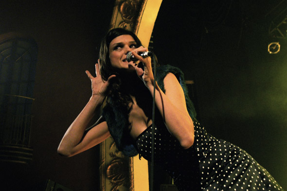 Nouvelle Vague at The Opera House in Toronto