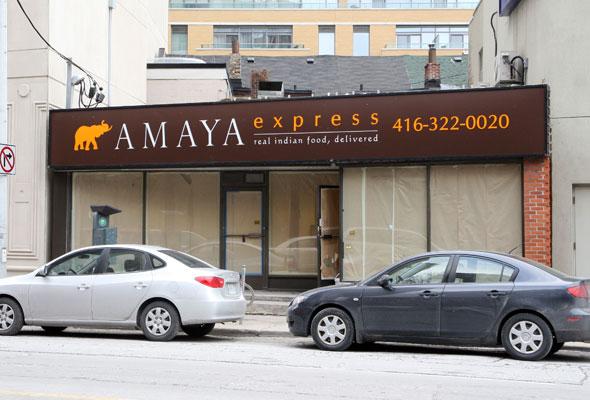 Amaya Express Davenport