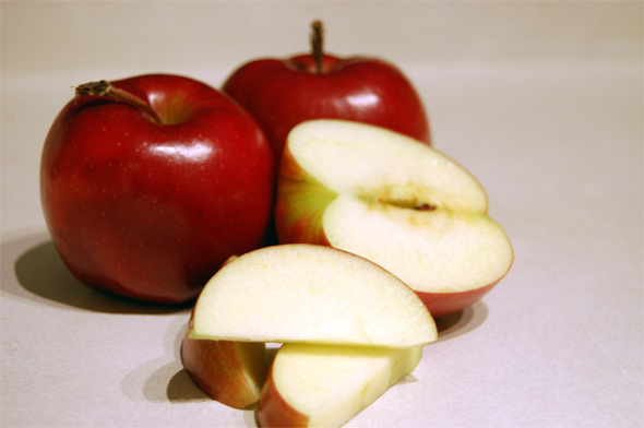 Red Prince Apple