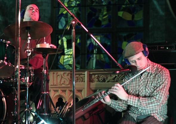 Wavelength 500 Music Festival Toronto - The Music Gallery - Deep Dark United