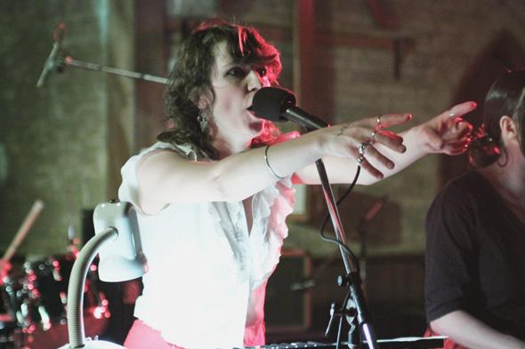 Wavelength 500 Music Festival Toronto - The Music Gallery - Pony Da Look