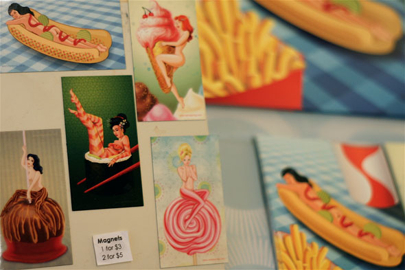 Erotic Arts and Crafts Fair at the Gladstone Hotel