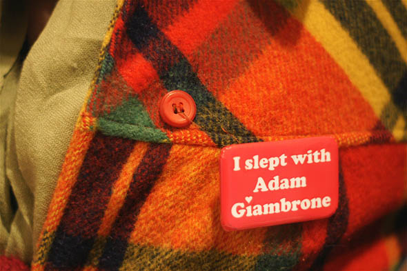 I Slept With Adam Giambrone