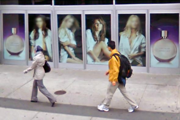 Google Street View Art Toronto