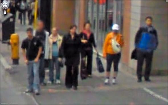 Toronto Street View