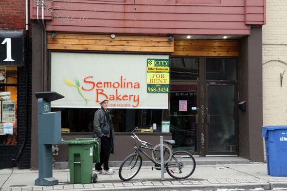 Semolina Bakery