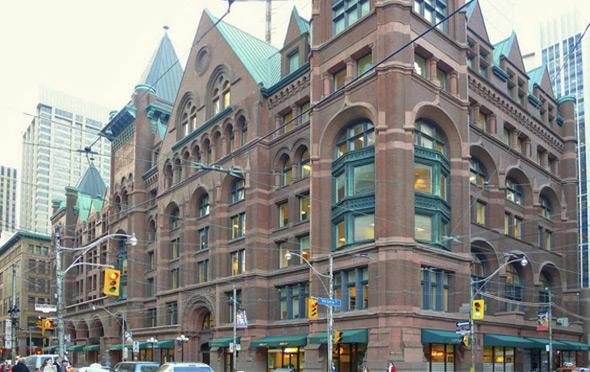 Confederation Life Building Toronto