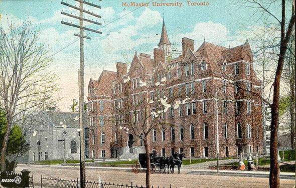 Old Toronto Postcard