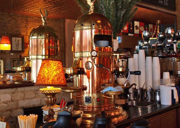 Tango Palace Coffee Company